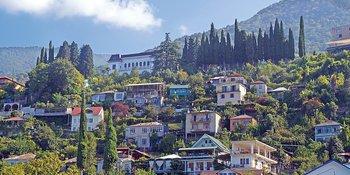 Абхазия - Разные курорты