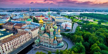 Россия - Санкт-Петербург